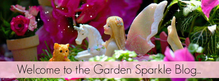 Welcome to the Garden Sparkle Blog