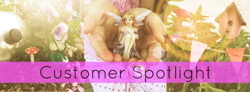 Blog Post - A Customer Fairy Garden Spotlight