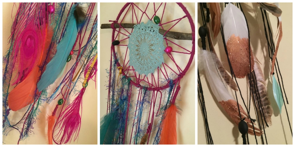 Dream Catchers For The Fairies