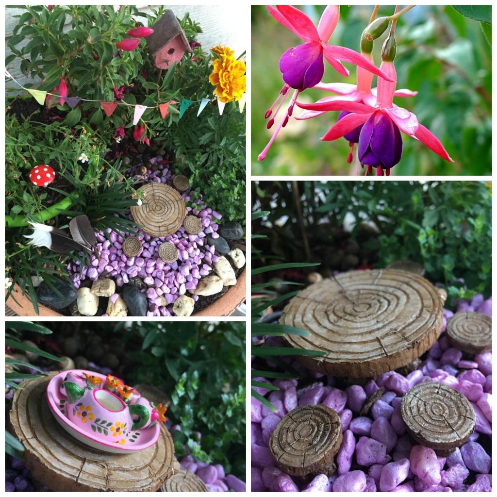 Fairy Garden Tea Party Kit