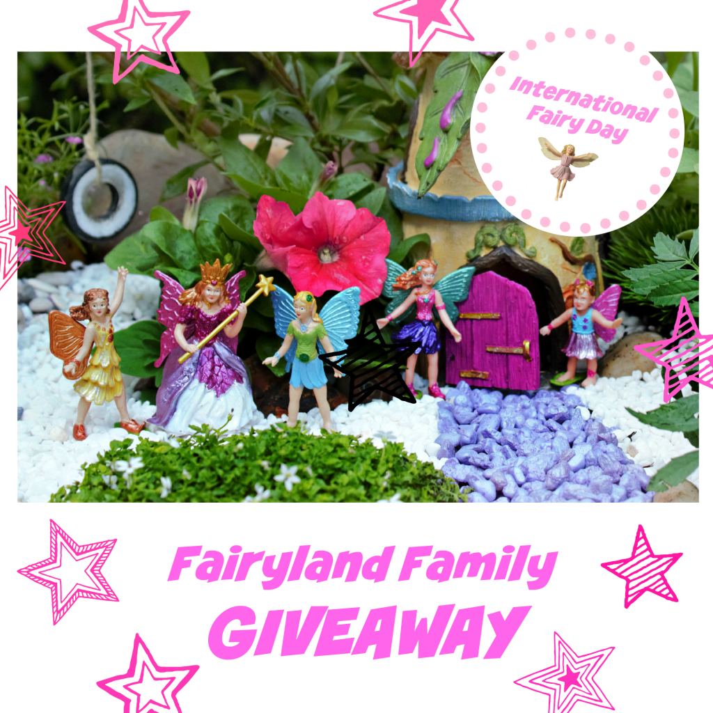 Fairyland Family Giveaway
