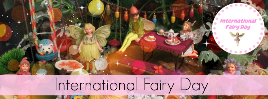 International Fairy Day - Free Shipping