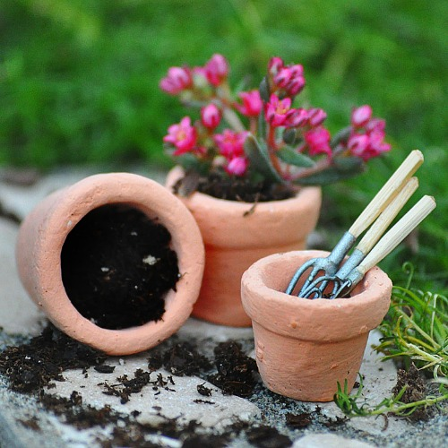 Mini Fairy Pots S3