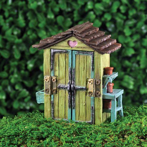 Fairy Garden Shed – Miniature Fairy Gardens Australia