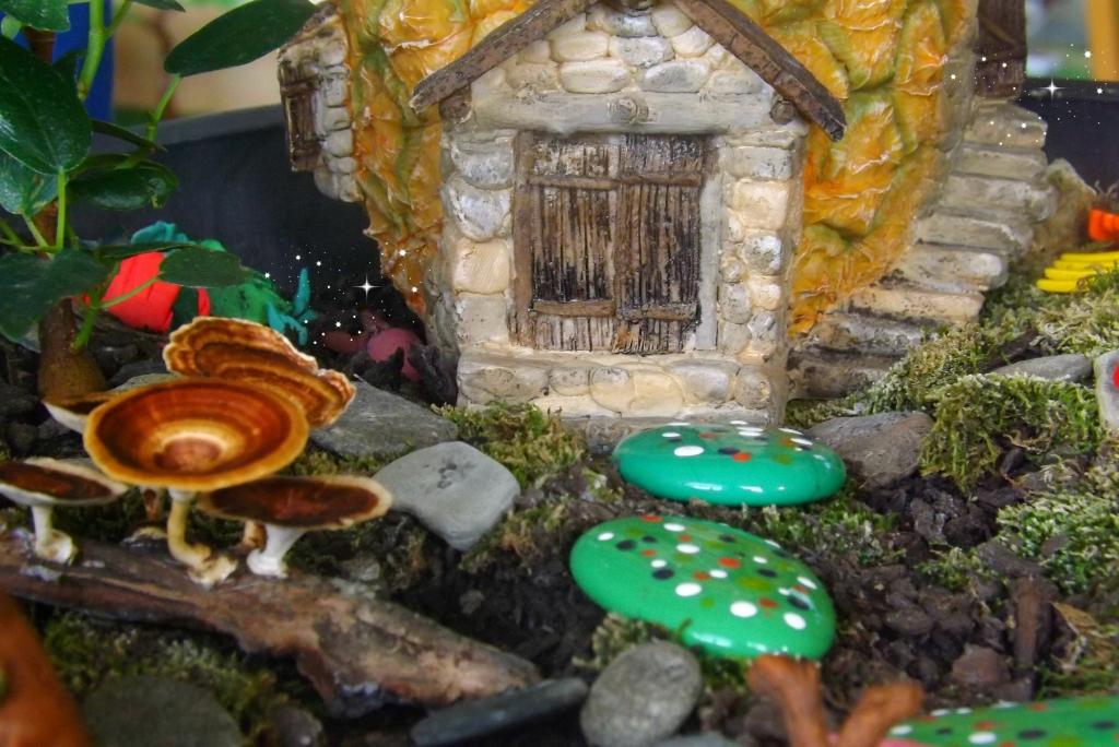 Fairy Garden Story