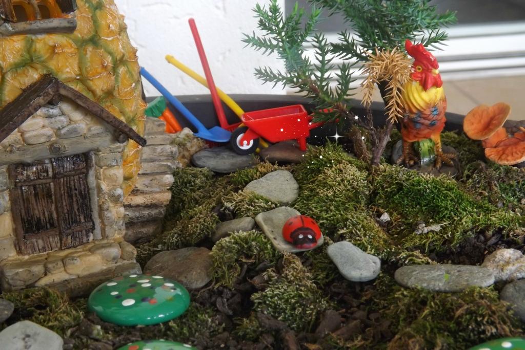 Jamie's Miniature Garden