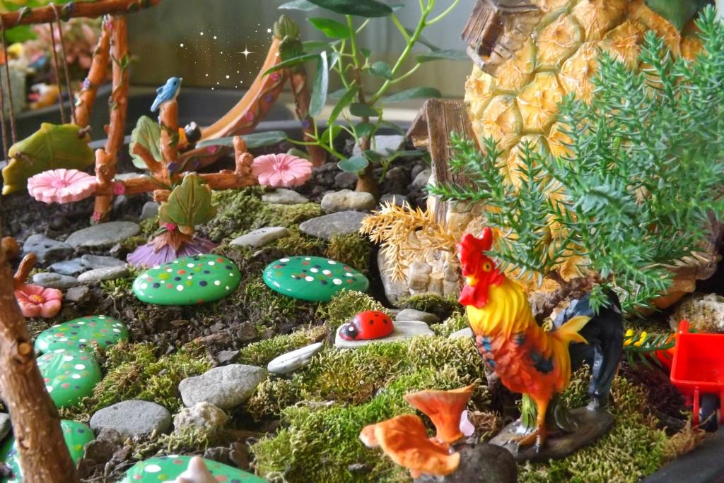 Jamie's Miniature Garden - Fairy Garden Supplies
