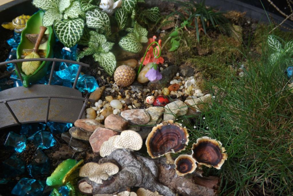 Make Your Own Fairy Garden - Fairy Garden Supplies