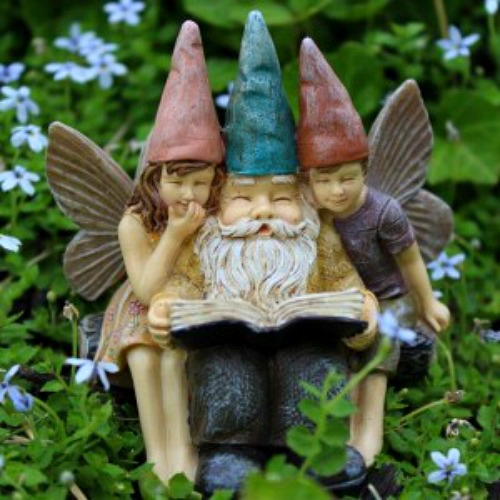 Story Time with Grandfather Gnome