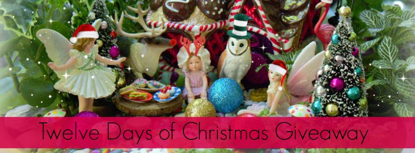 Twelve Days of Christmas Giveaway - Blog Post