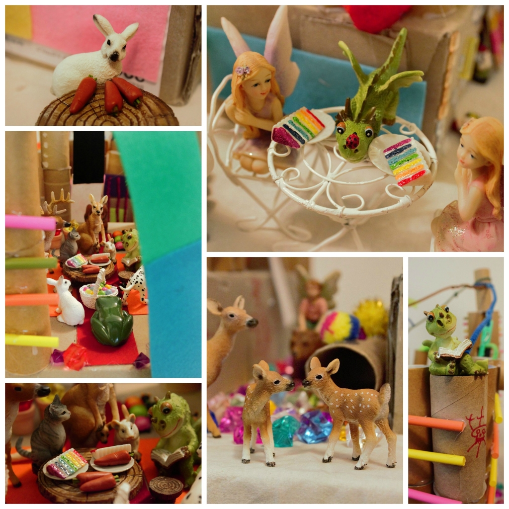 Fairy Play - Small World Play - Craft Project