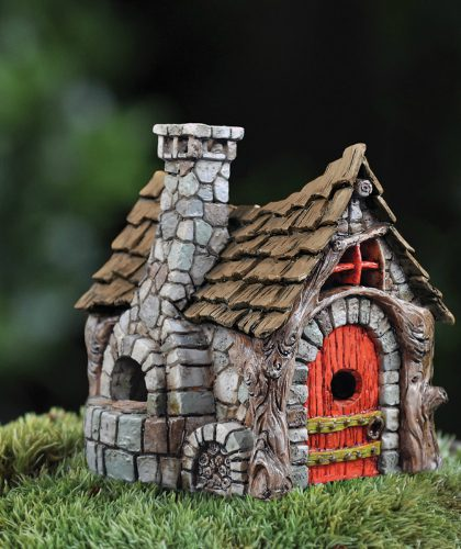 Micro Fairy Houses