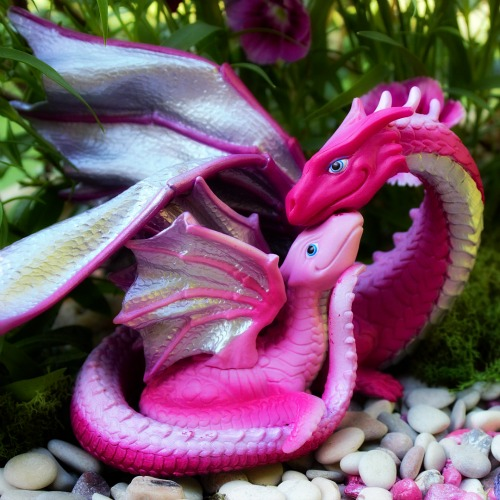 Baby Love DragonFairy Garden PetsFairy Garden Dragon