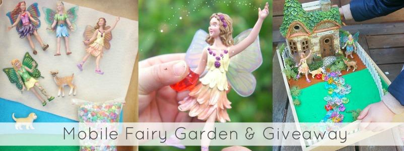 GS Blog - Mobile Fairy Garden & Giveaway - Garden Sparkle Blog