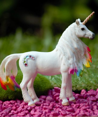 Rainbow Unicorn Land