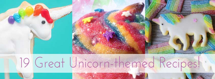 Unicorn Food - Garden Sparkle