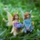 Garden Fairies S2 - Miniature Fairy Ornaments
