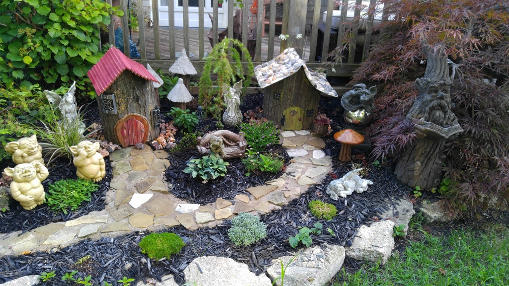 ann-baker-fairy-garden-village-tour