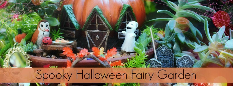 The Spooky Halloween Garden