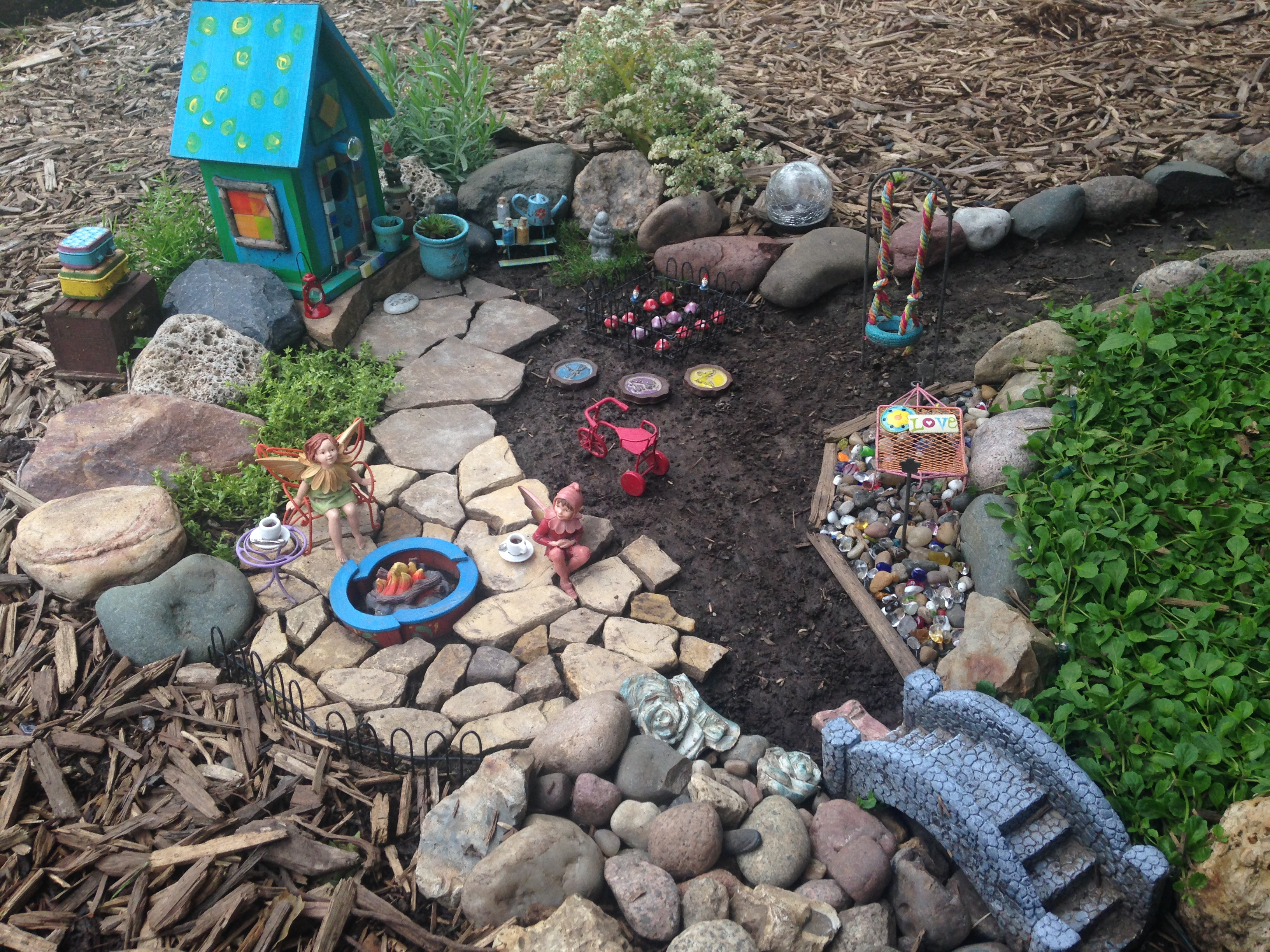 E.Ryan's Fairy House