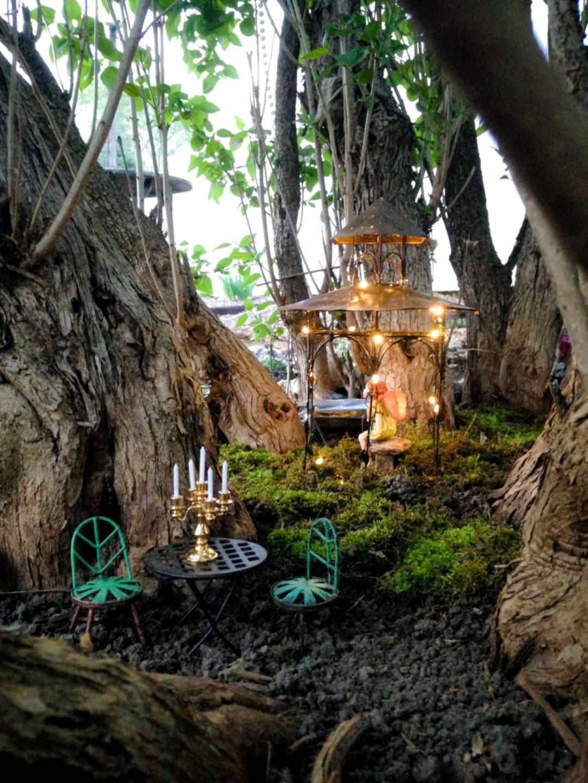 Lilac Hill Fairy Garden - Fairy Garden Ideas 1