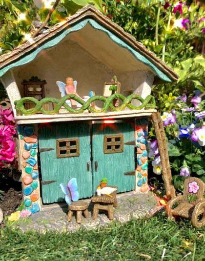 Fairy Houses - Opening Door